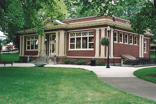 Carnegie Library After