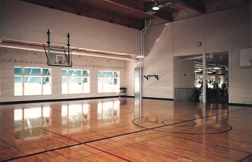 Downtown Athletic Club - Gymnasium