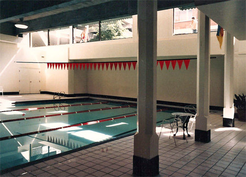 Downtown Athletic Club - Pool