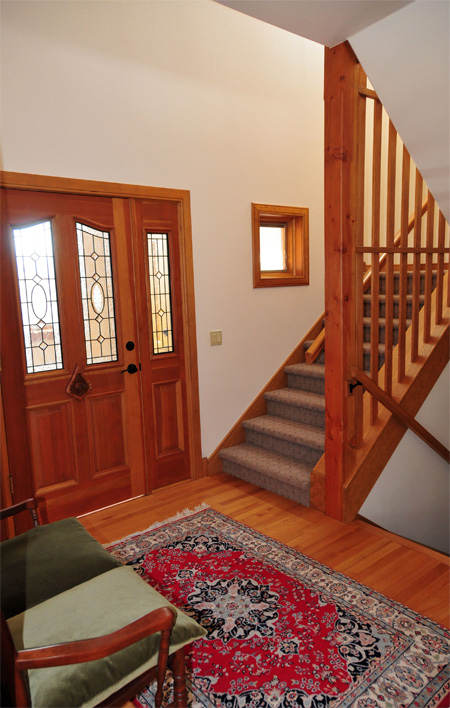 Frisco Residence Entry Way