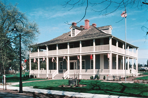 Grant House Exterior