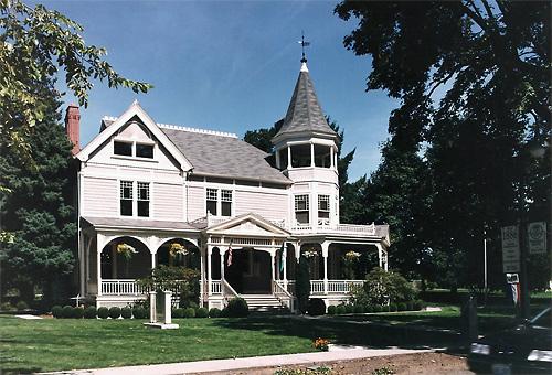 Marshall House Exterior