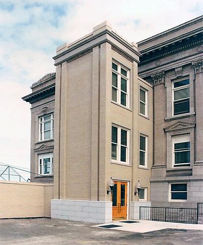 Wasco County Courthouse Exterior 1