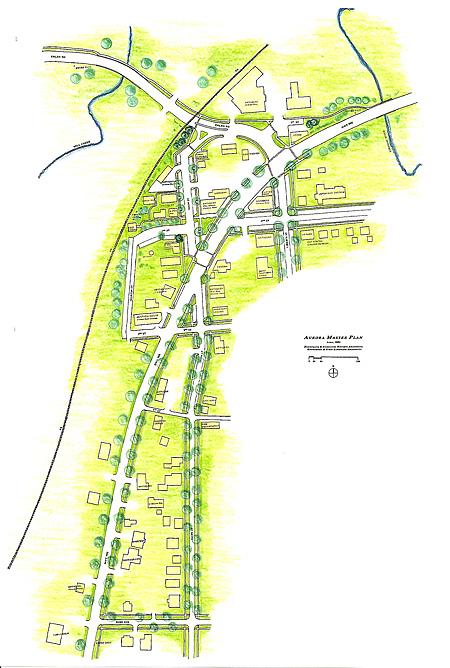 Aurora Master Plan Site Plan