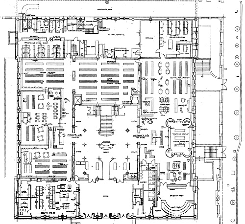 Central Library Development Plan