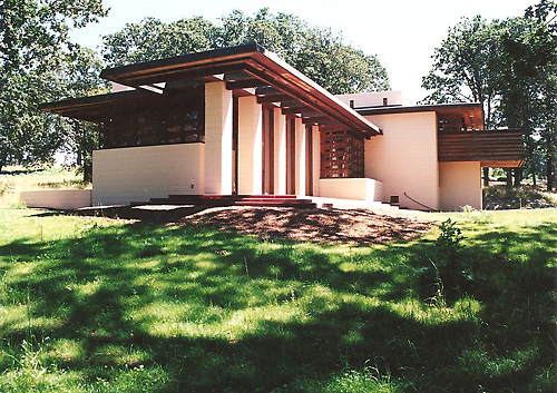 Gordon House by Frank Lloyd Wright