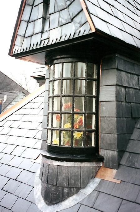 K. A. J. Mackenzie House Detail