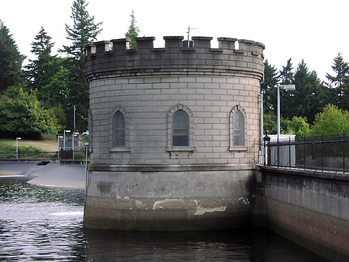 Mt. Tabor Gatehouse