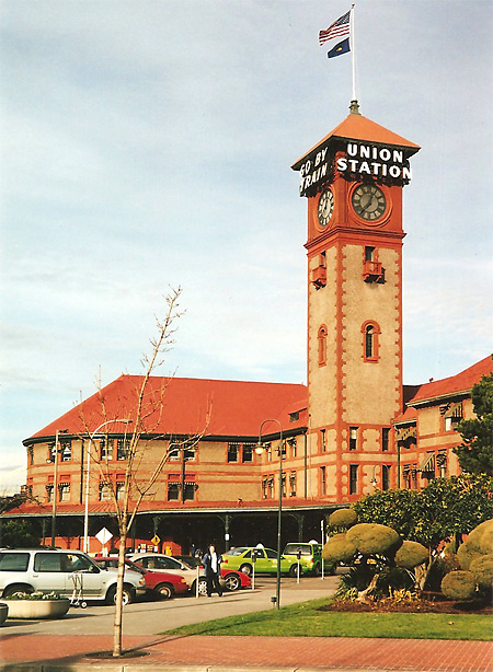 Union Station Exterior