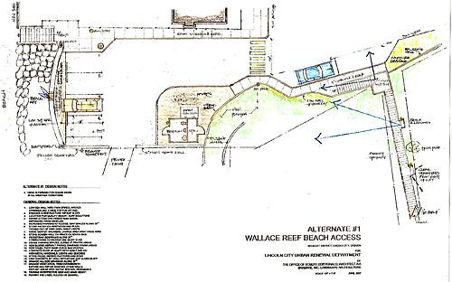 Wallace Reef Beach Access 2